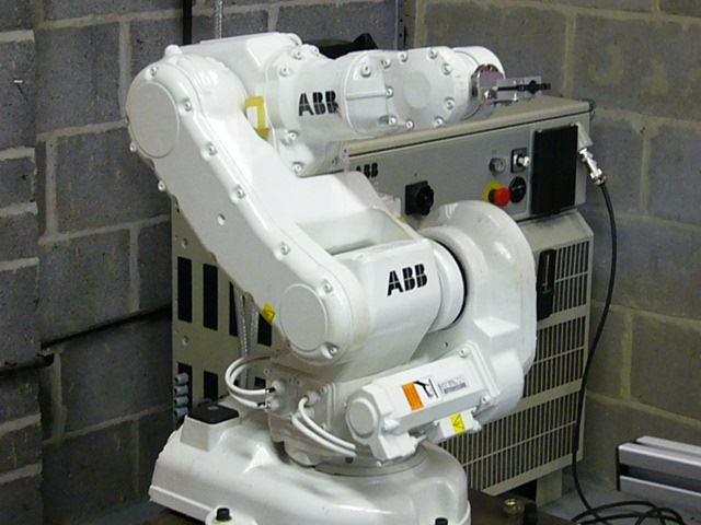 ABB 6-axis robot