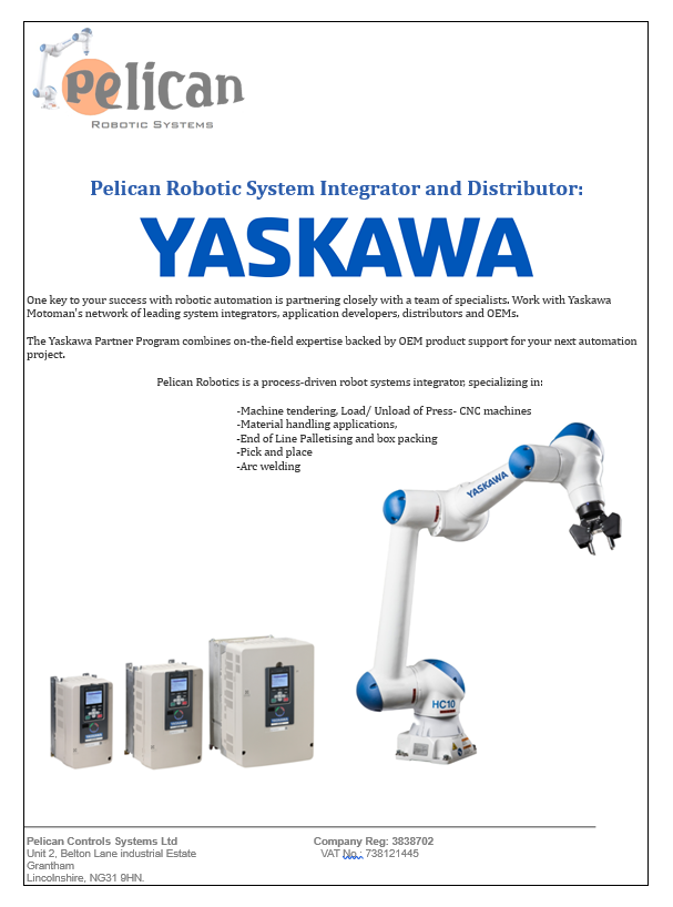 Pelican Control Systems | Specialists In Automation And Bespoke