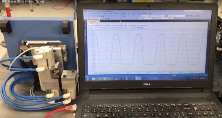 IKO Nano Table Linear Slide