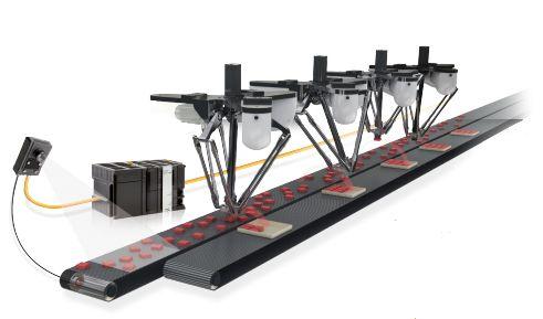 robotics pick and place machine