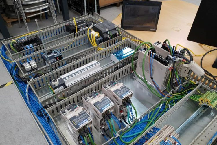 Control Panel Build